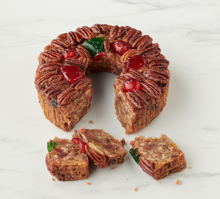 Collin Street Bakery Is Known For Its Legendary Fruitcake