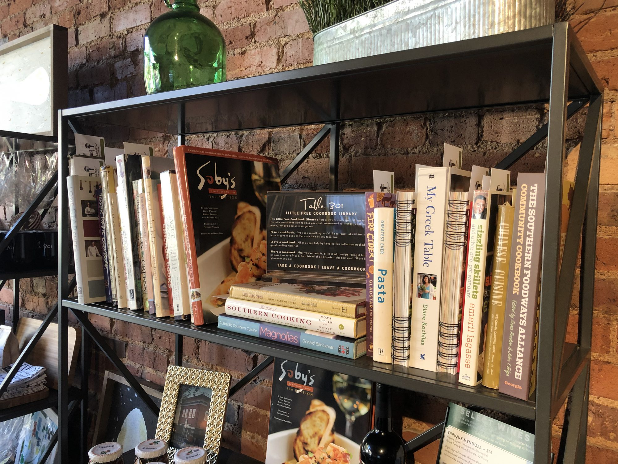 Little Free Cookbook Library
