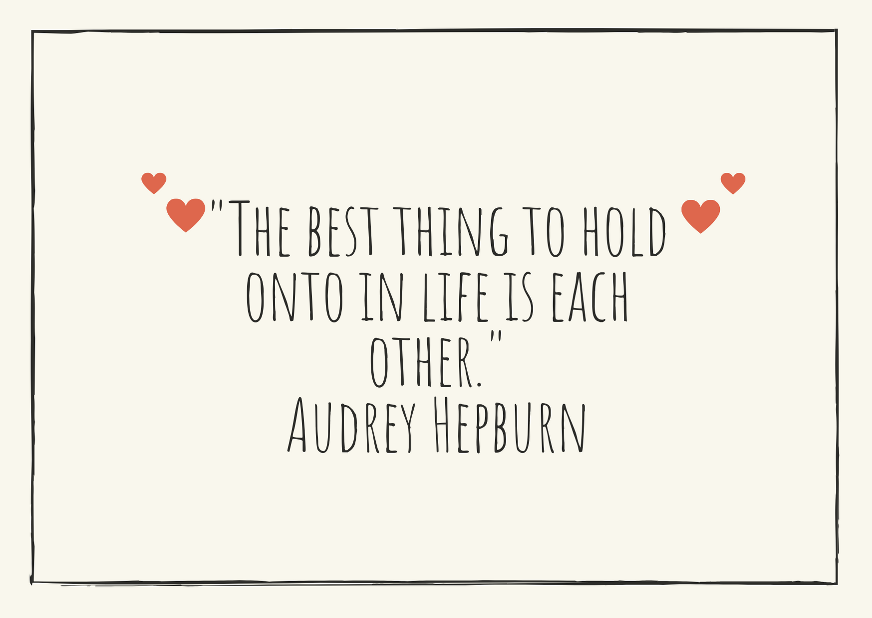 Audrey Valentines Day Quotes