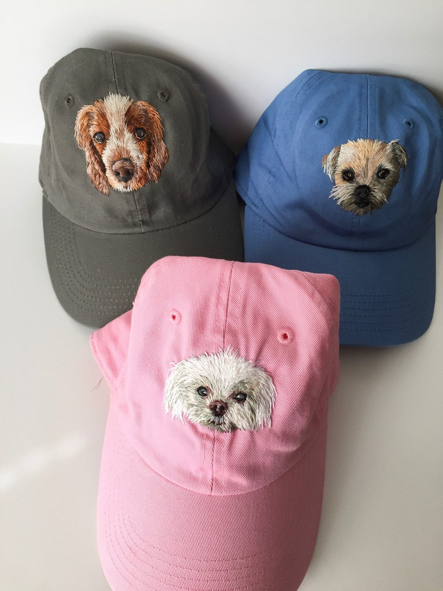 Pet Portrait Hats