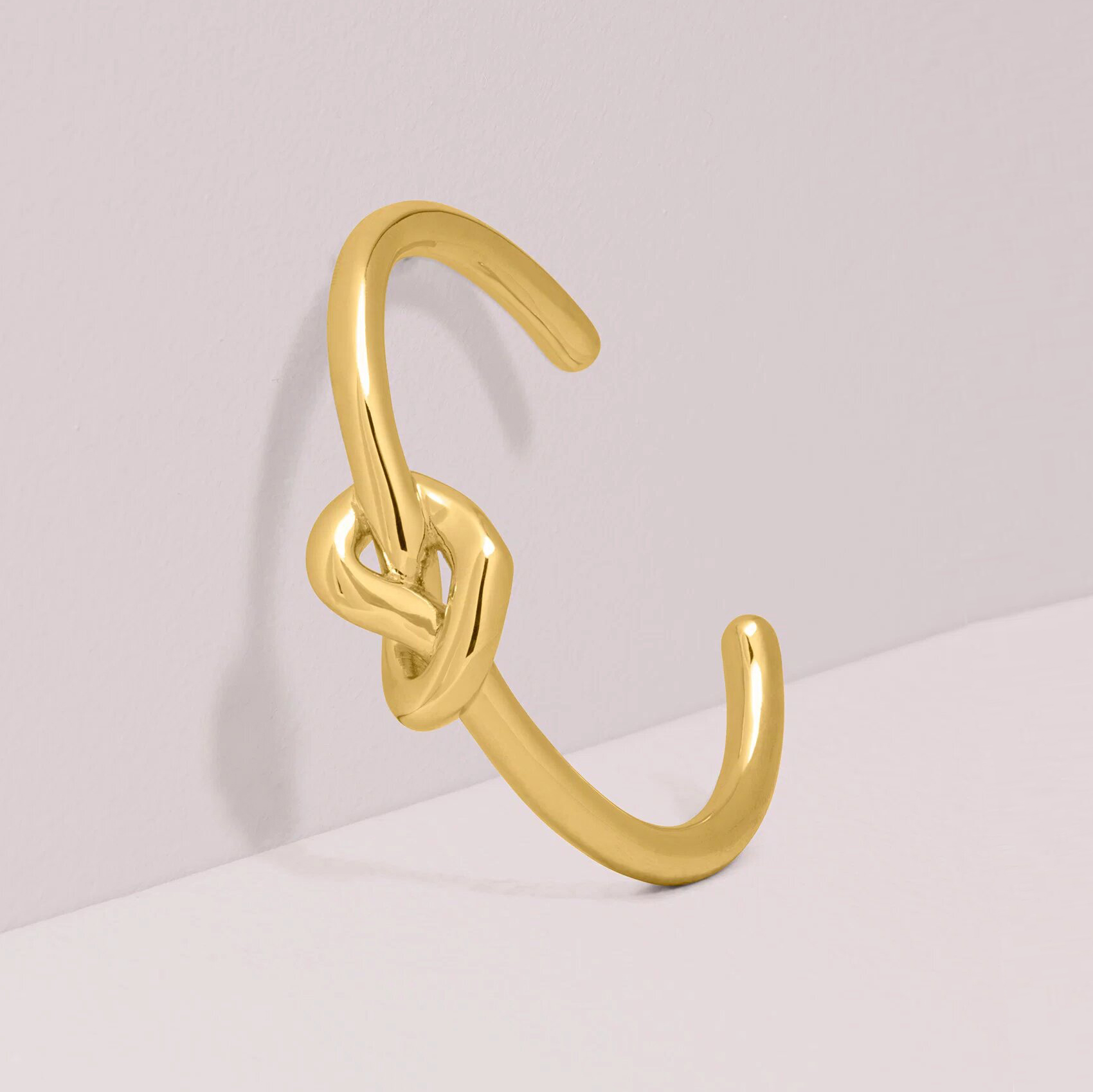 Kate Spade loves me knot cuff