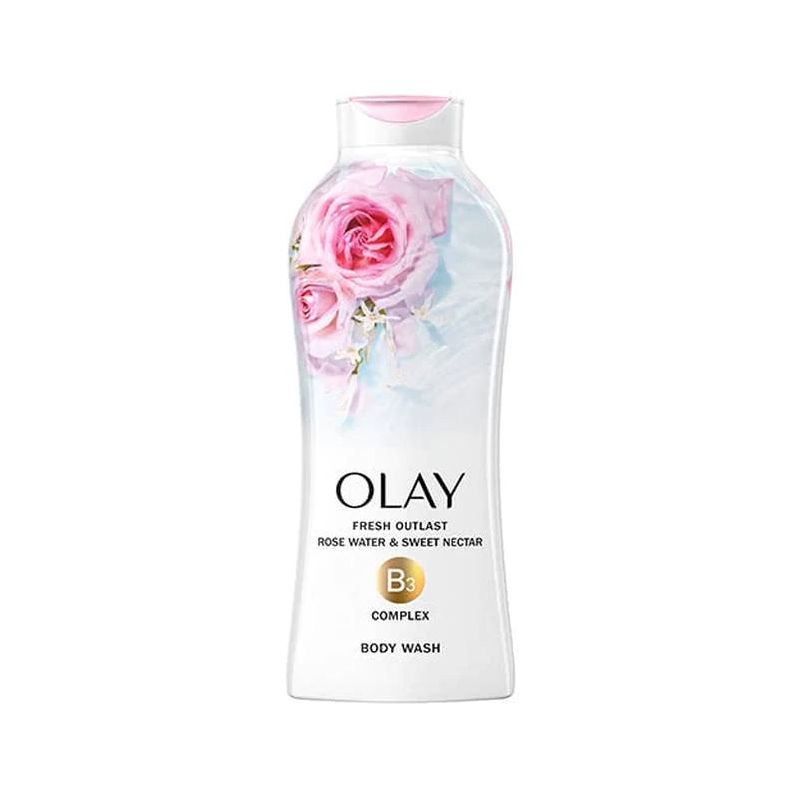 Olay Rose Water Body Wash