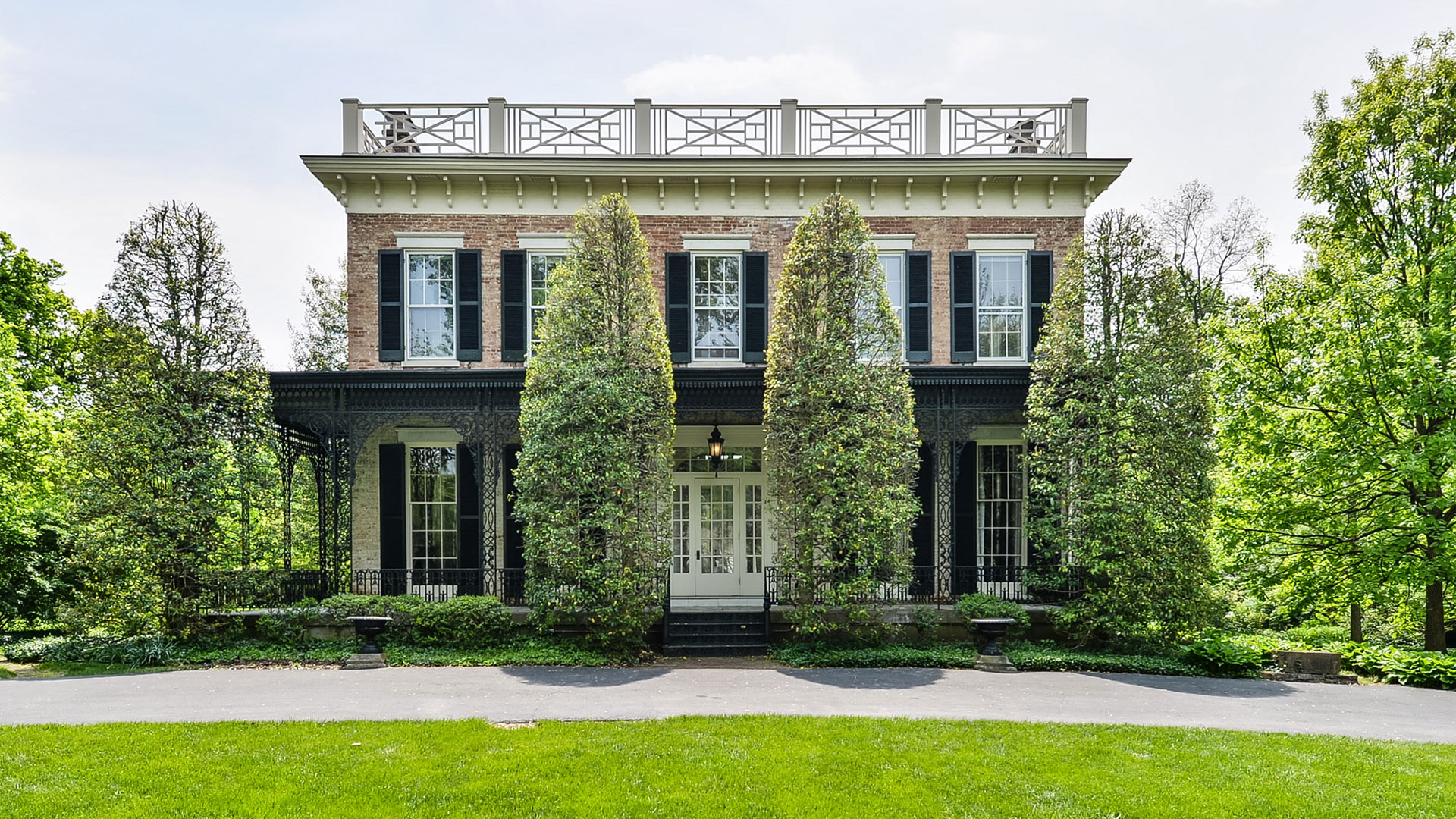 They Don't Make Them Like this 166-Year-Old Louisville Mansion Anymore