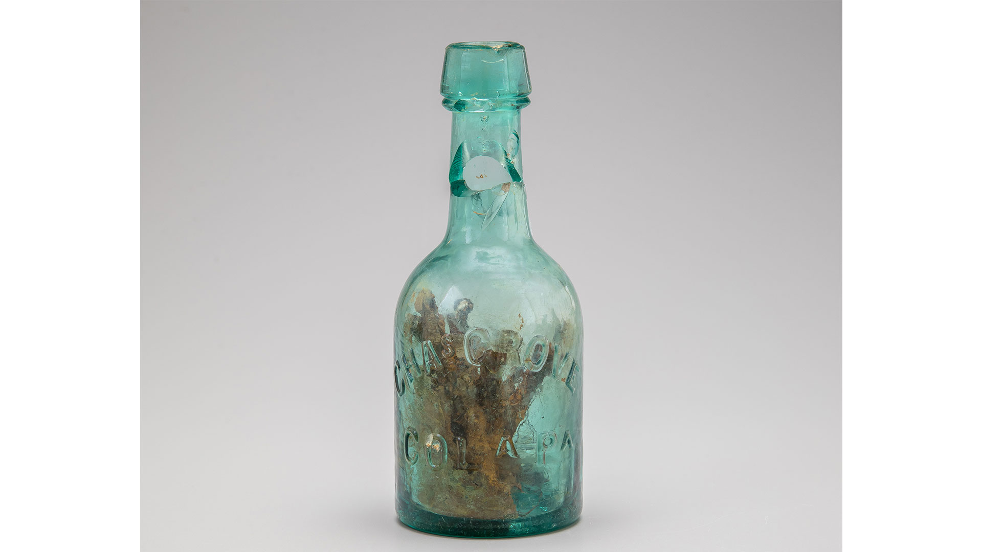"""Virginia Archaeologists Uncover Rare Civil War-Era """"Witch Bottle"""" in Highway Median"""