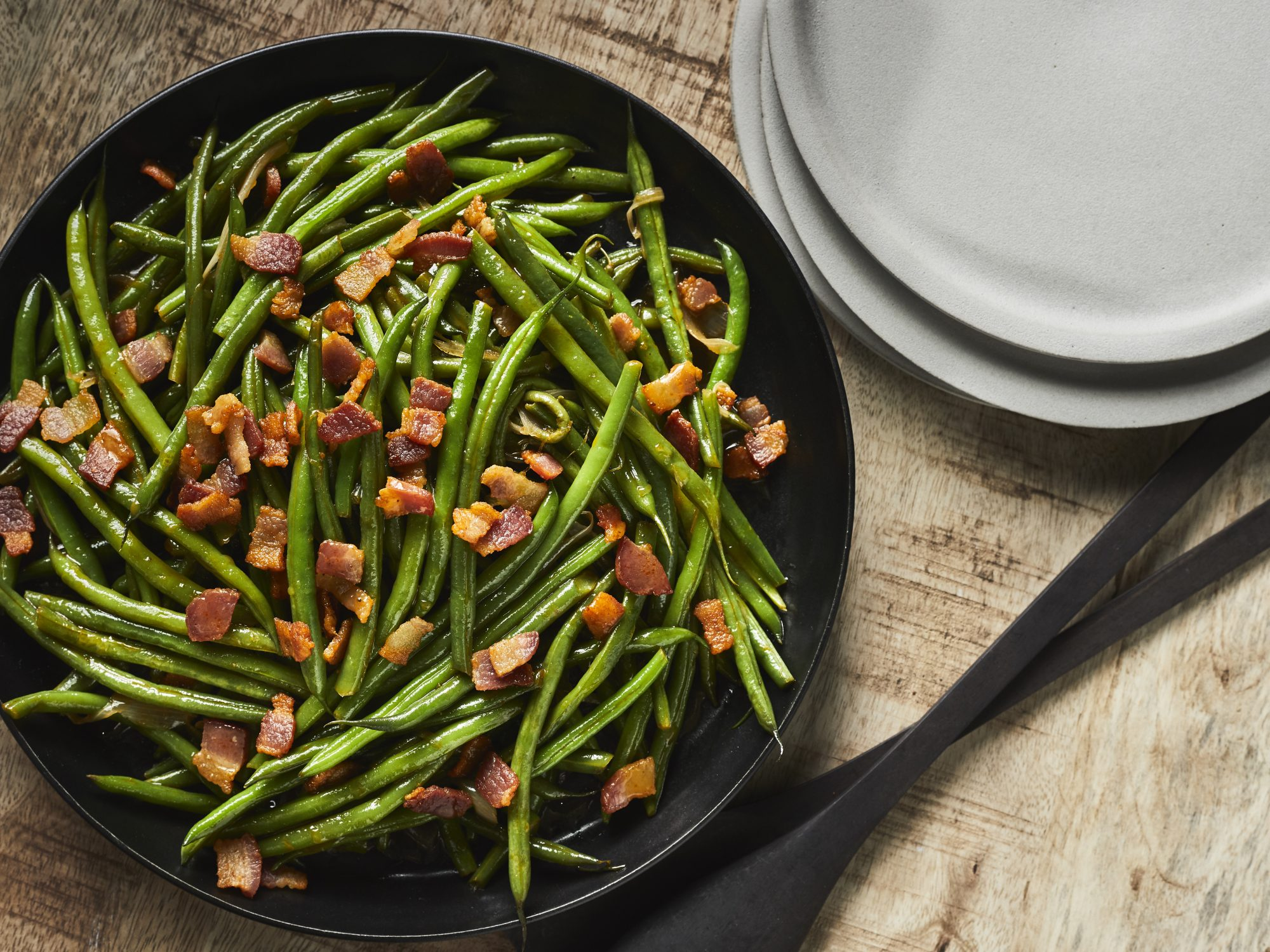 Smothered Green BeansSmothered Green Beans