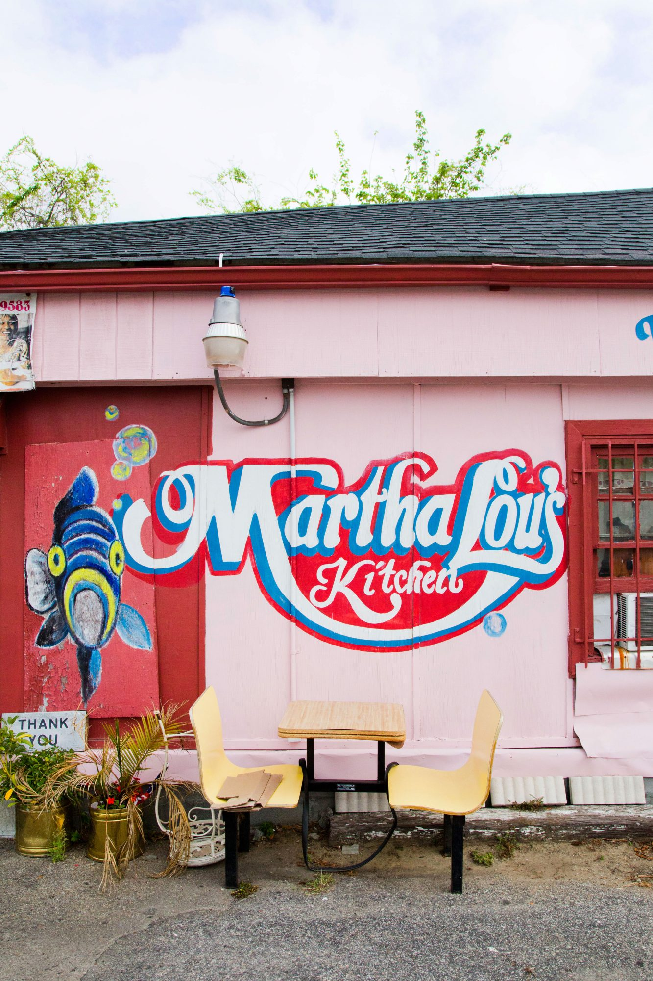 Martha Lou's Kitchen in Charleston