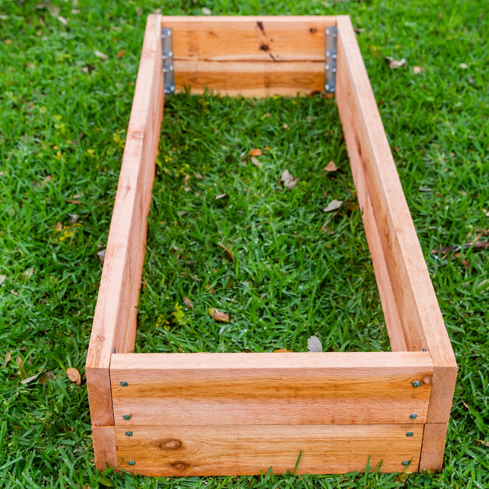 Nicole Burke Kitchen Garden Raised Bed Frame