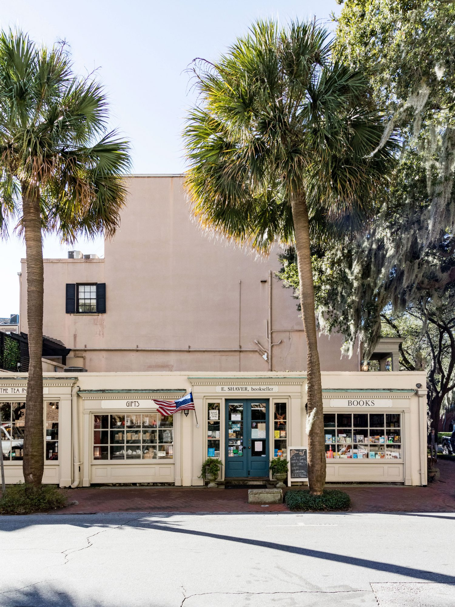 1. E. Shaver, Bookseller (Savannah, Georgia)