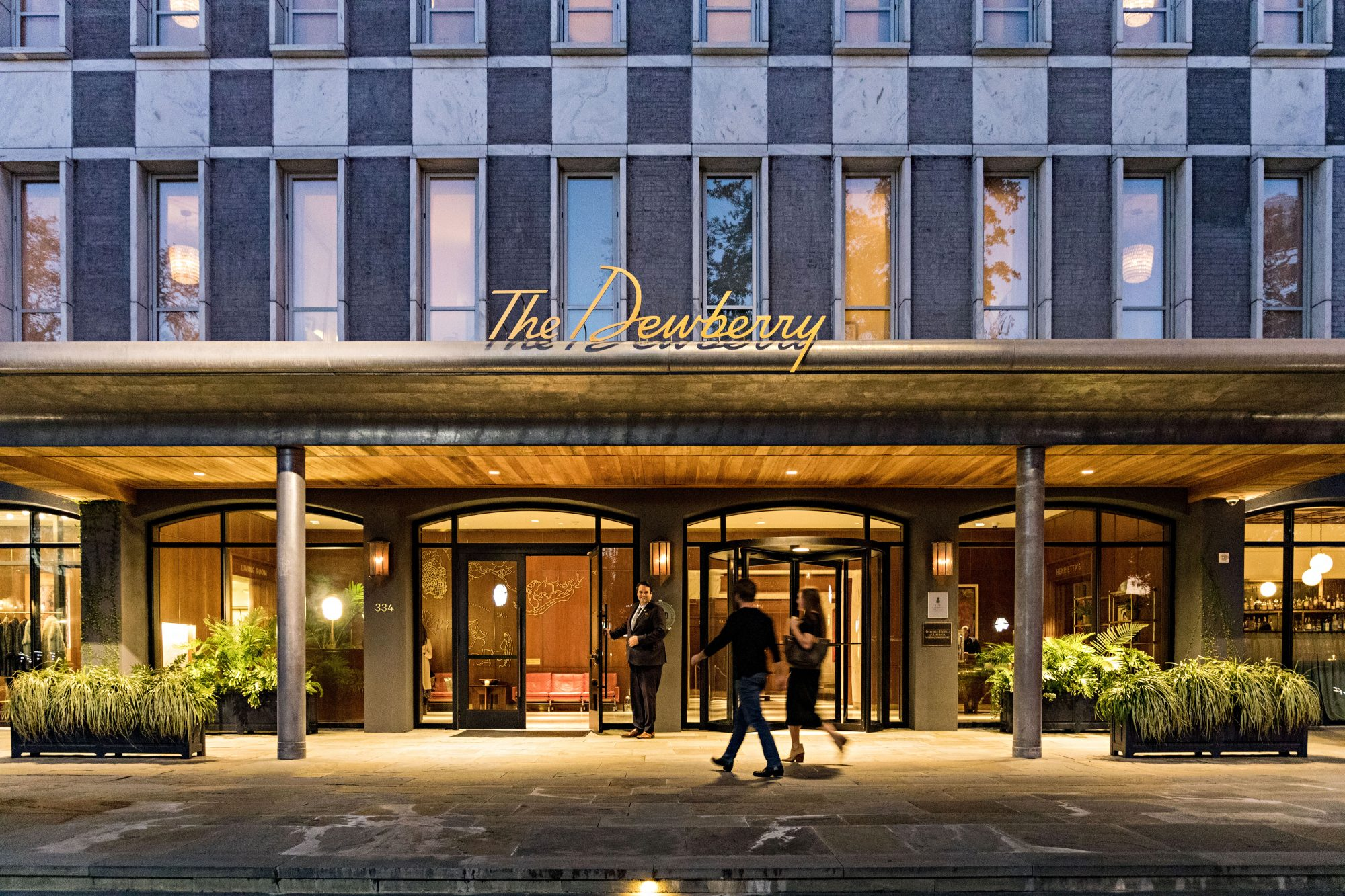 The Dewberry (Charleston, South Carolina)