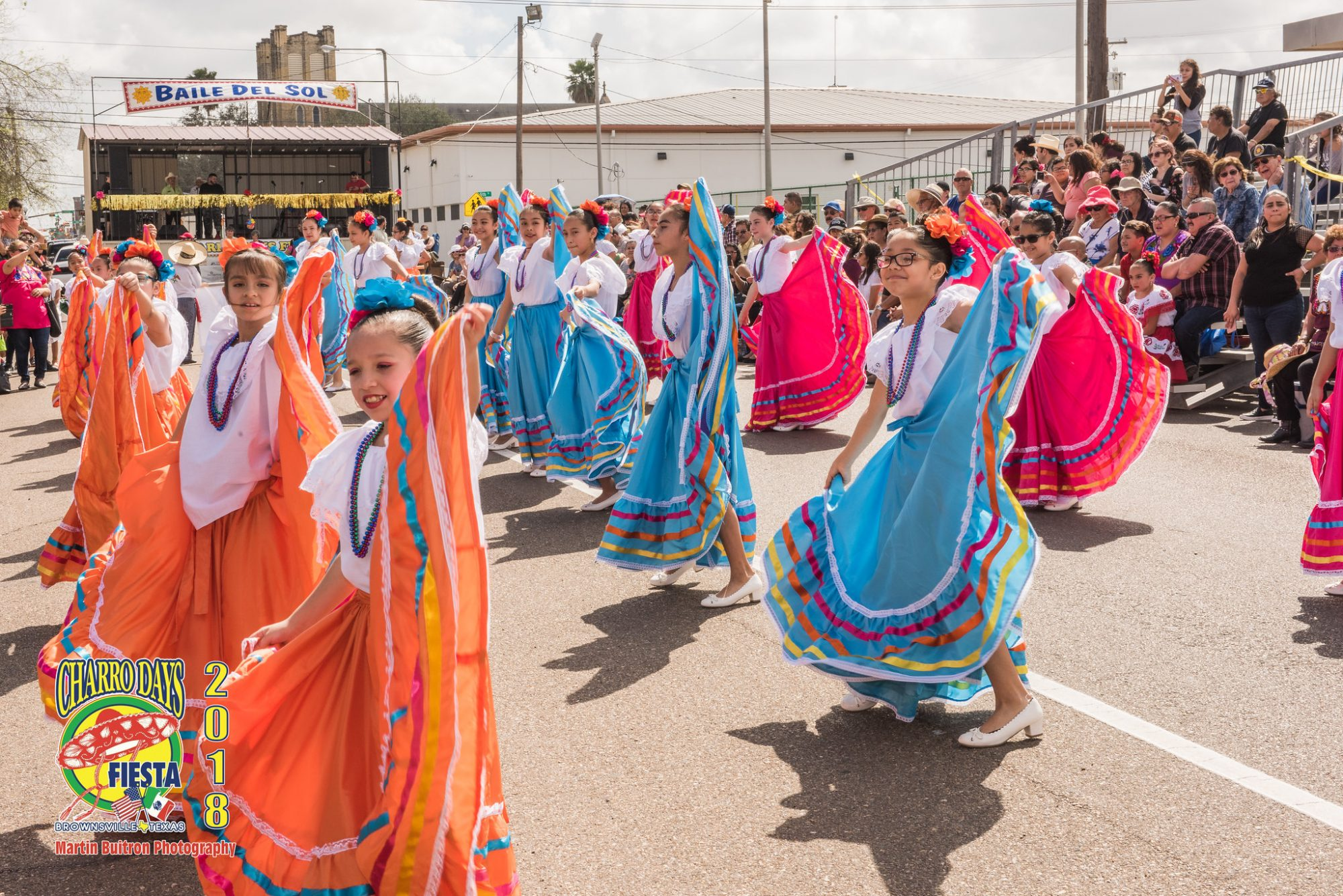 The Charro Days Fiesta in Brownsville, Texas Celebrates Bi-National Unity and Culture
