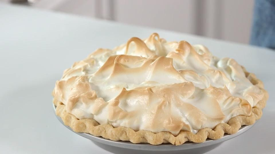 Recipe: Best-Ever Lemon Meringue Pie                             It's called best-ever for a reason; this silky lemon pie is the prized dessert on Easter Sunday.