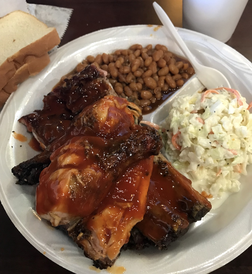 Big John's Alabama Barbecue