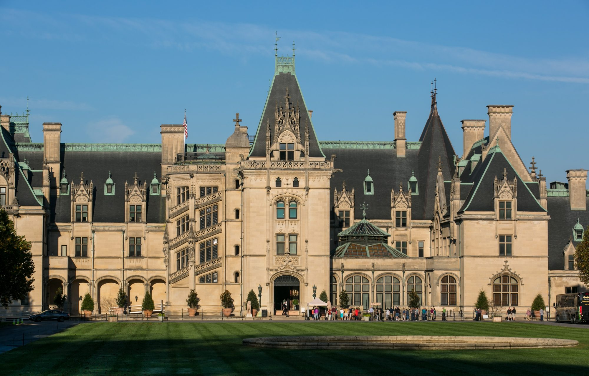 5 Things to Do at the Biltmore in Asheville, North Carolina This February