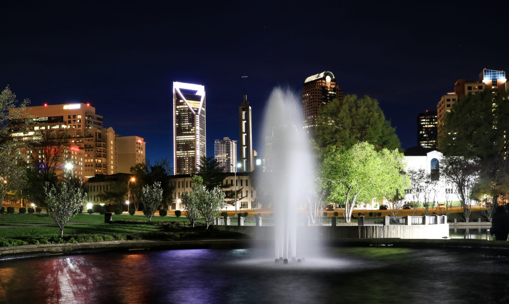 15. Charlotte, North Carolina