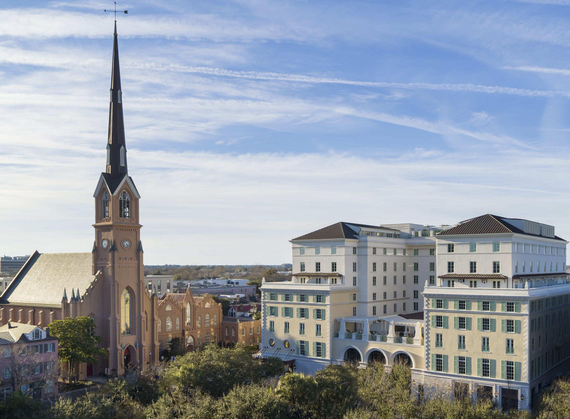 4. Hotel Bennett (Charleston, South Carolina)