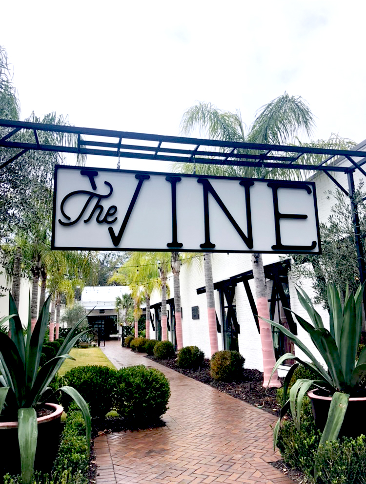 The Vine in St. Simons