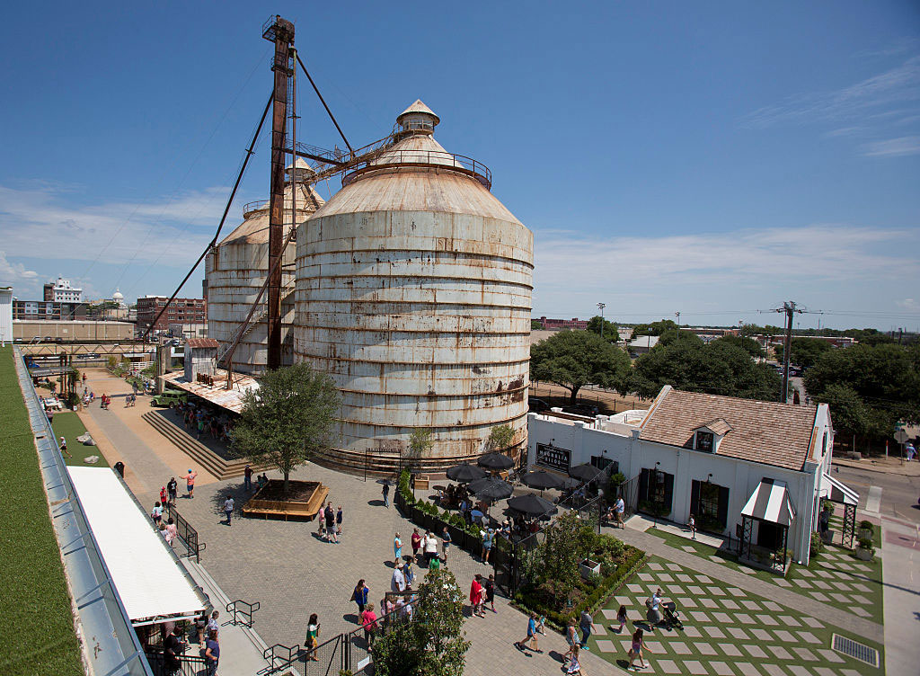 Magnolia Market at the Silos
