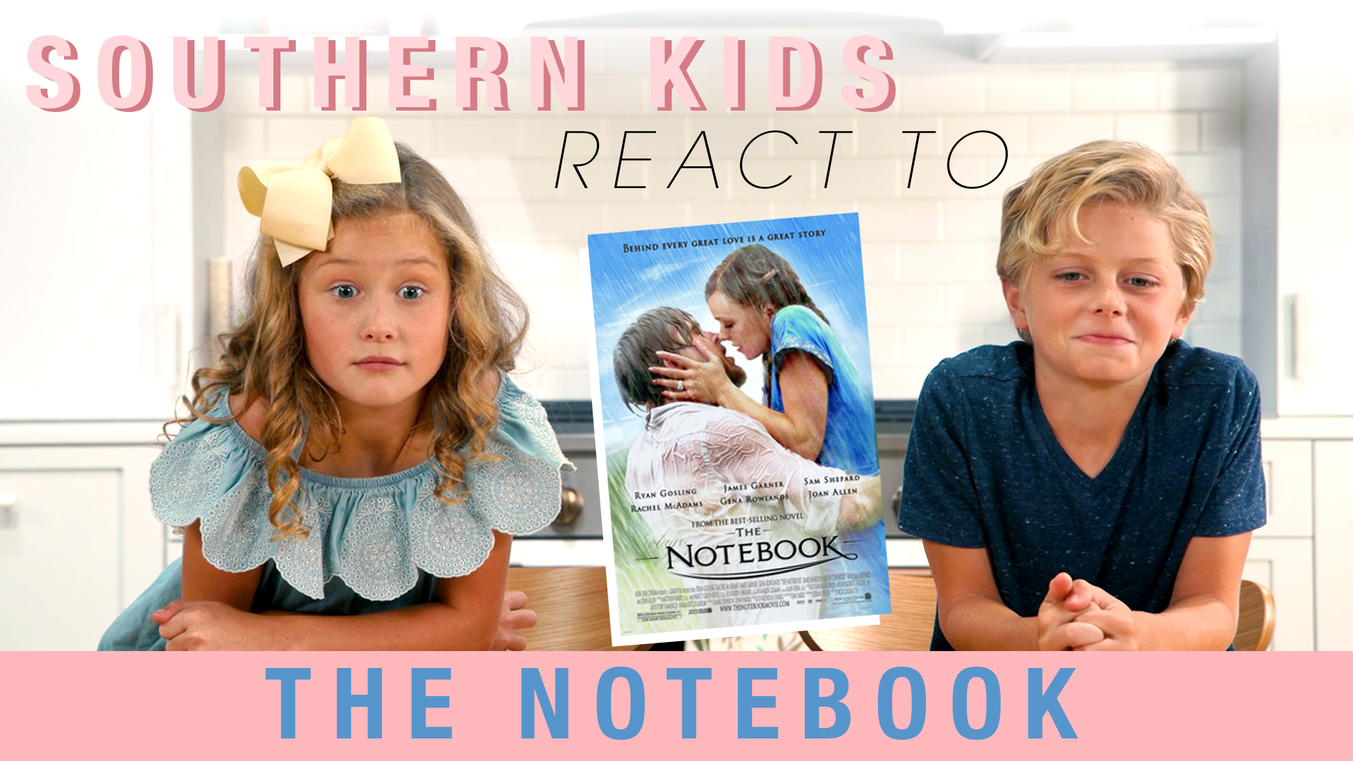 Southern Kids Narrate The Notebook–and the Results are Hilarious
