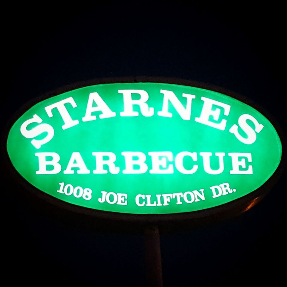 Kentucky: Starnes Barbecue
