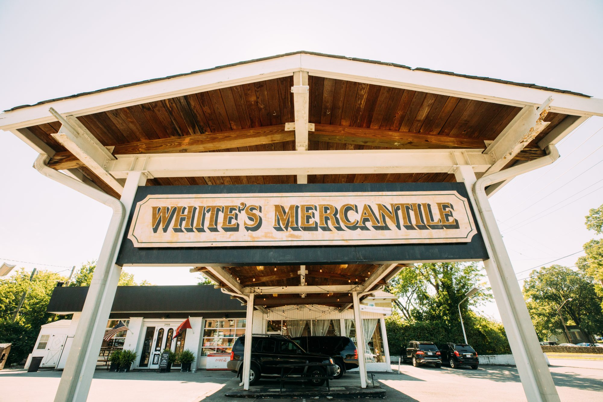 4. White's Mercantile (Nashville, Tennessee)