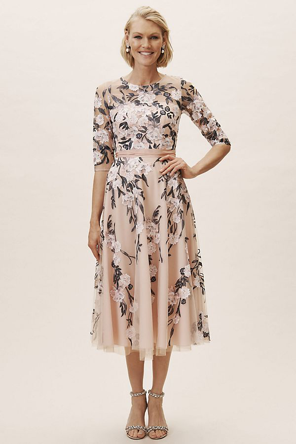 Anthropologie Linden Dress