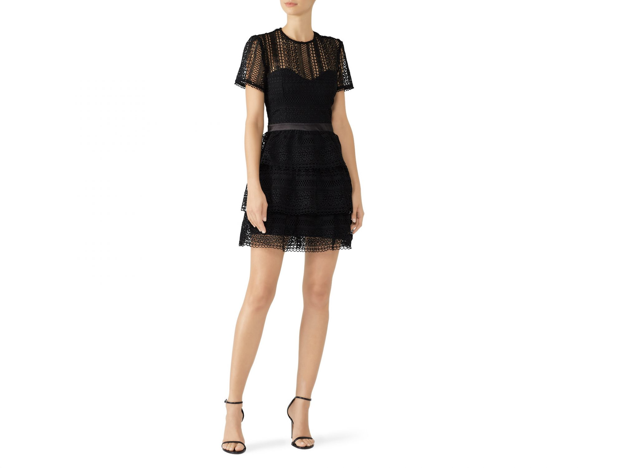 Bardot Ava Lace Dress
