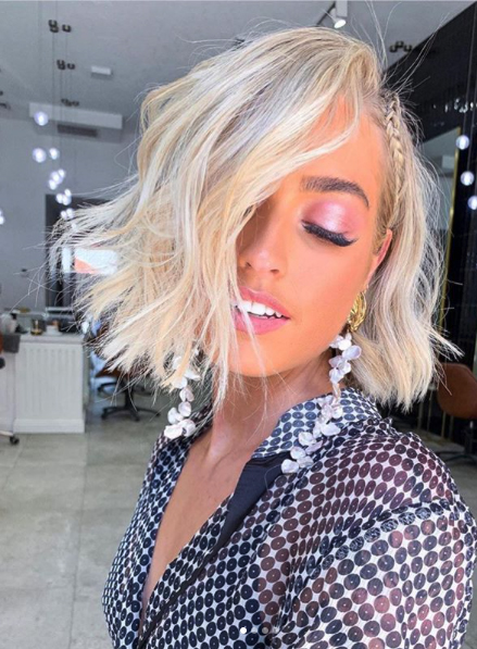 25 Short Blonde Hairstyles to Bring Straight to the Salon