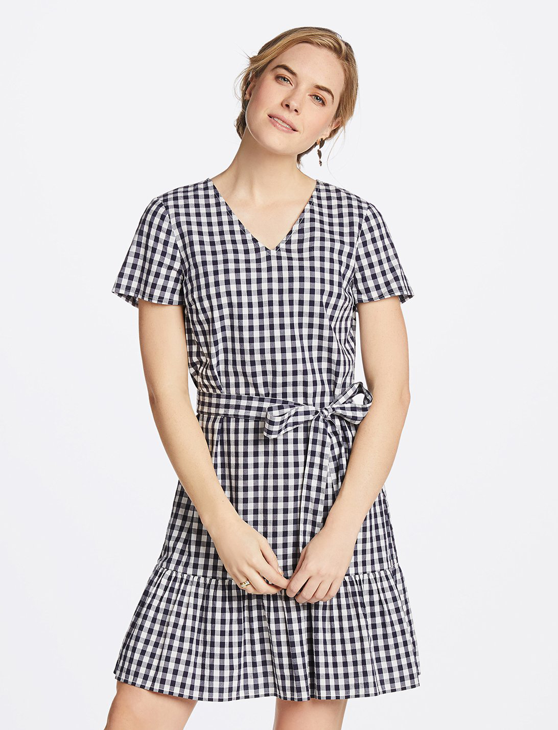 Draper James Belted Shift Dress