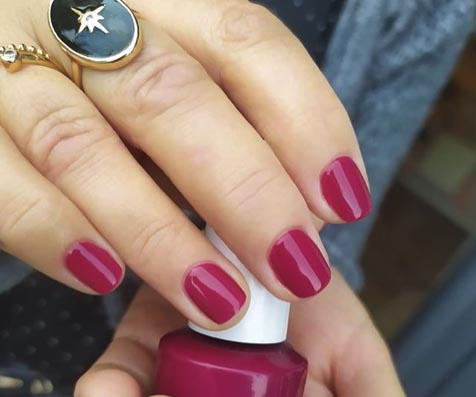 This February Nail Color Is Just Springy Enough