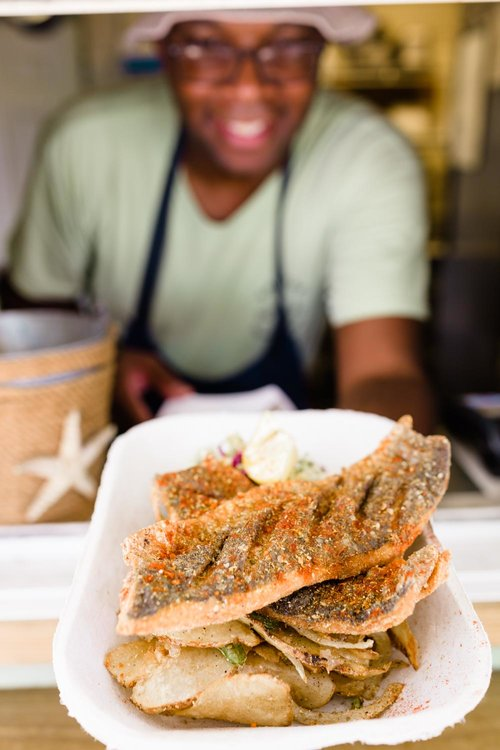 8. Saltbox Seafood Joint (Durham, North Carolina)