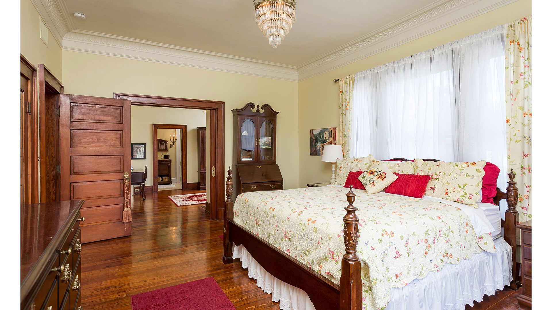 Lamb Manor Master Suite