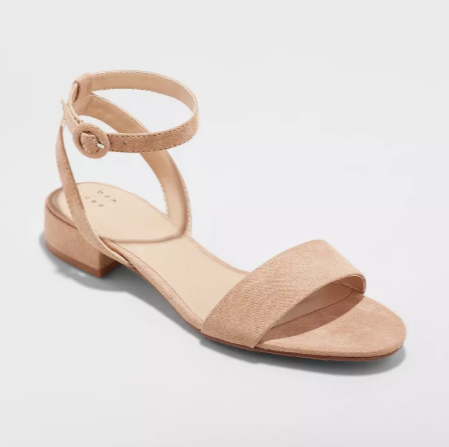 Target A New Day Ankle Strap Sandals