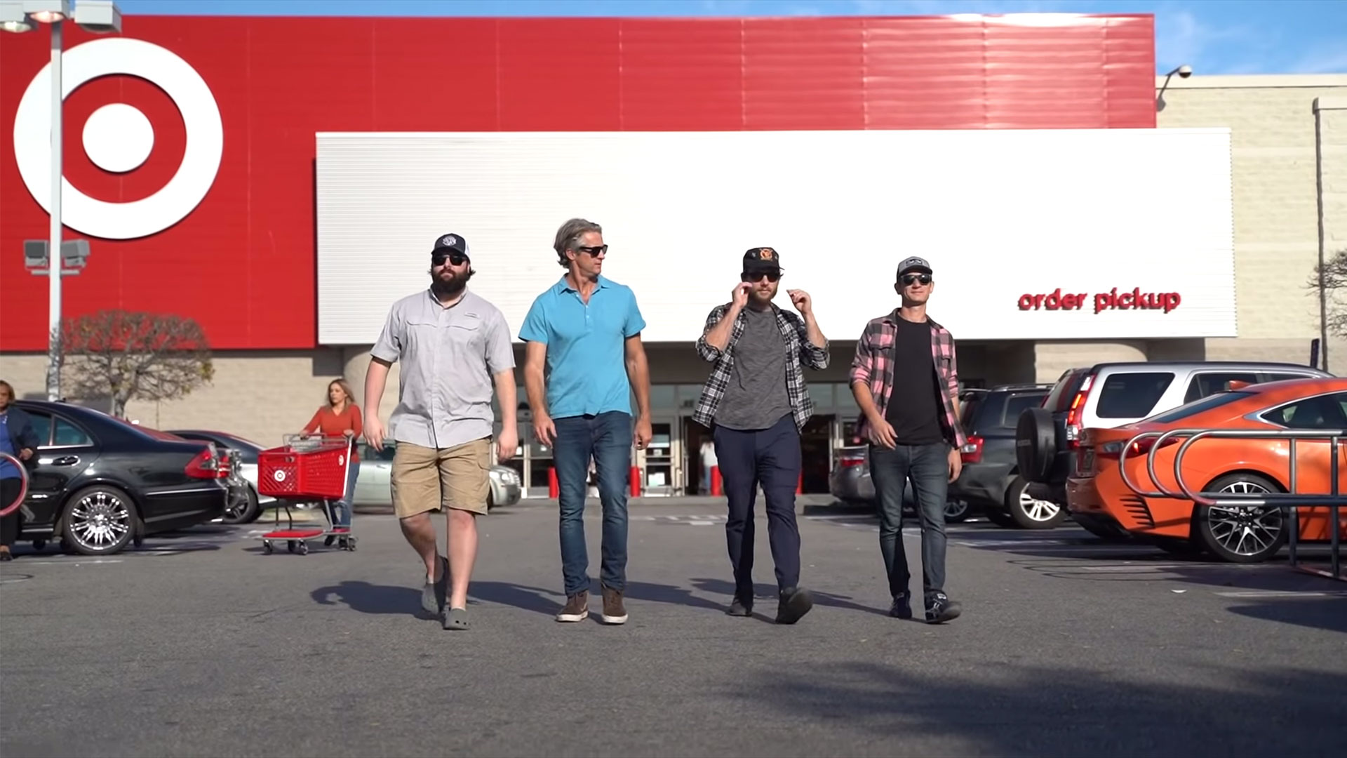 Husbands of Women Who Love Target Band Together in Hilarious Parody Video