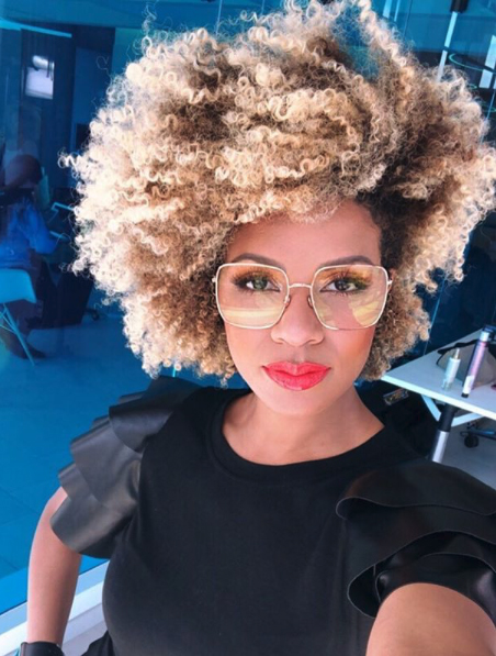 Textured Curly Cut