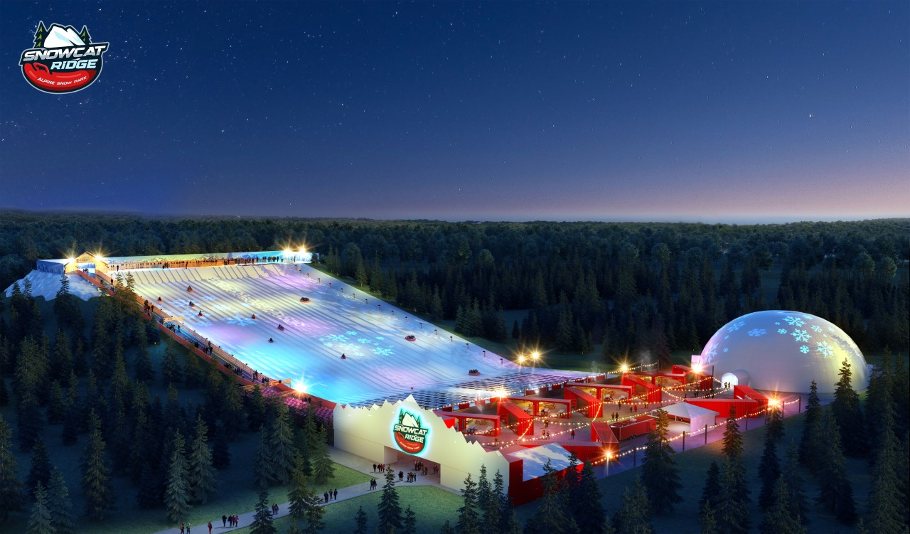 A Snow Tubing Park Is Opening Next Fall Just Outside of Tampa, Florida