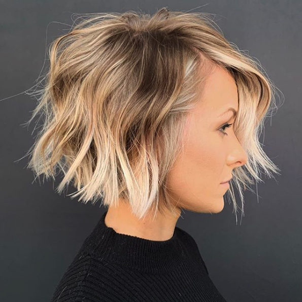 20 Short Blonde Hairstyles To Bring Straight To The Salon Southern Living