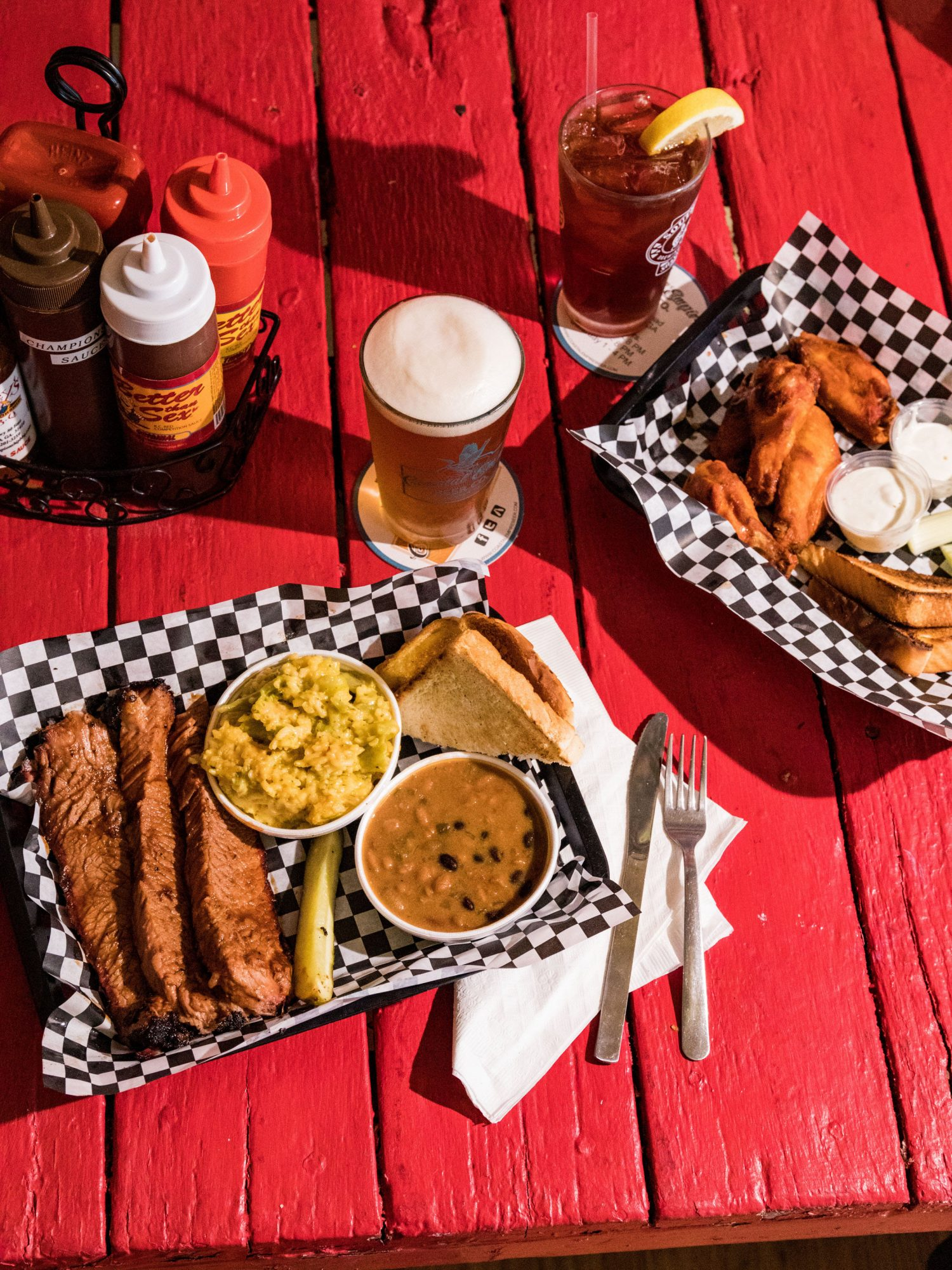 Georgia: Wiley's Championship BBQ