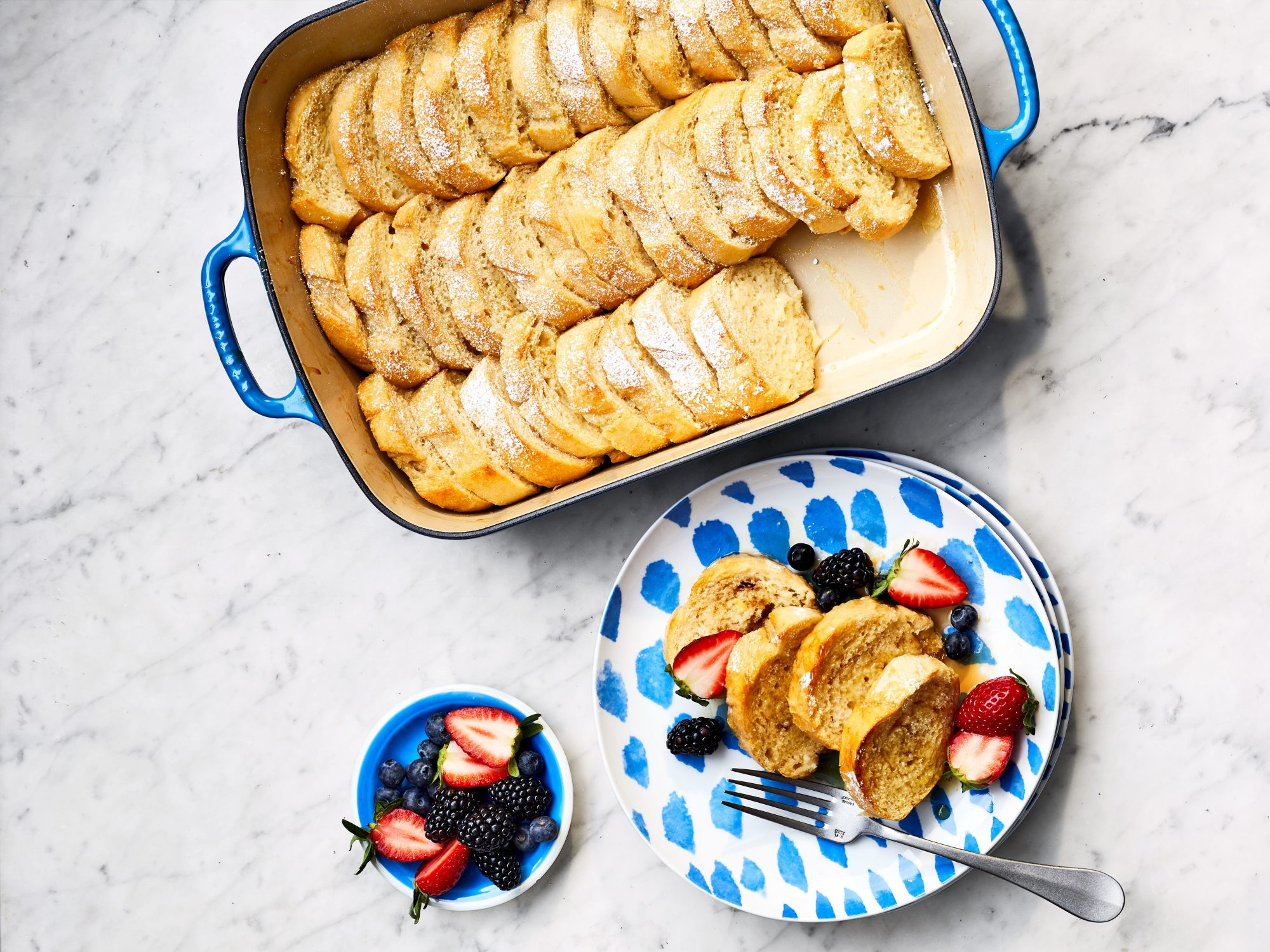 Baked Buttermilk French Toast