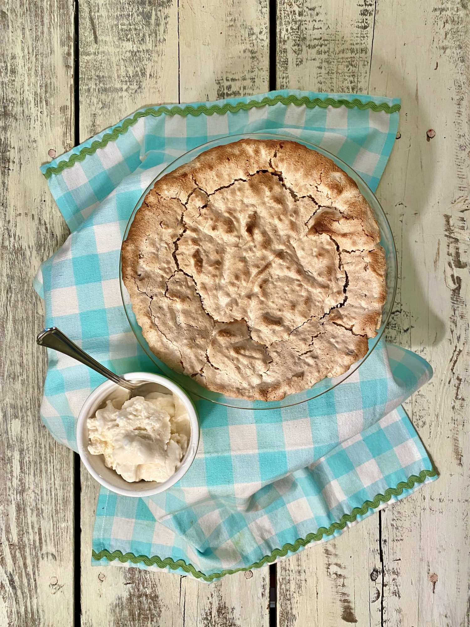 Soda Cracker Pie Gladys Moody LaGrange