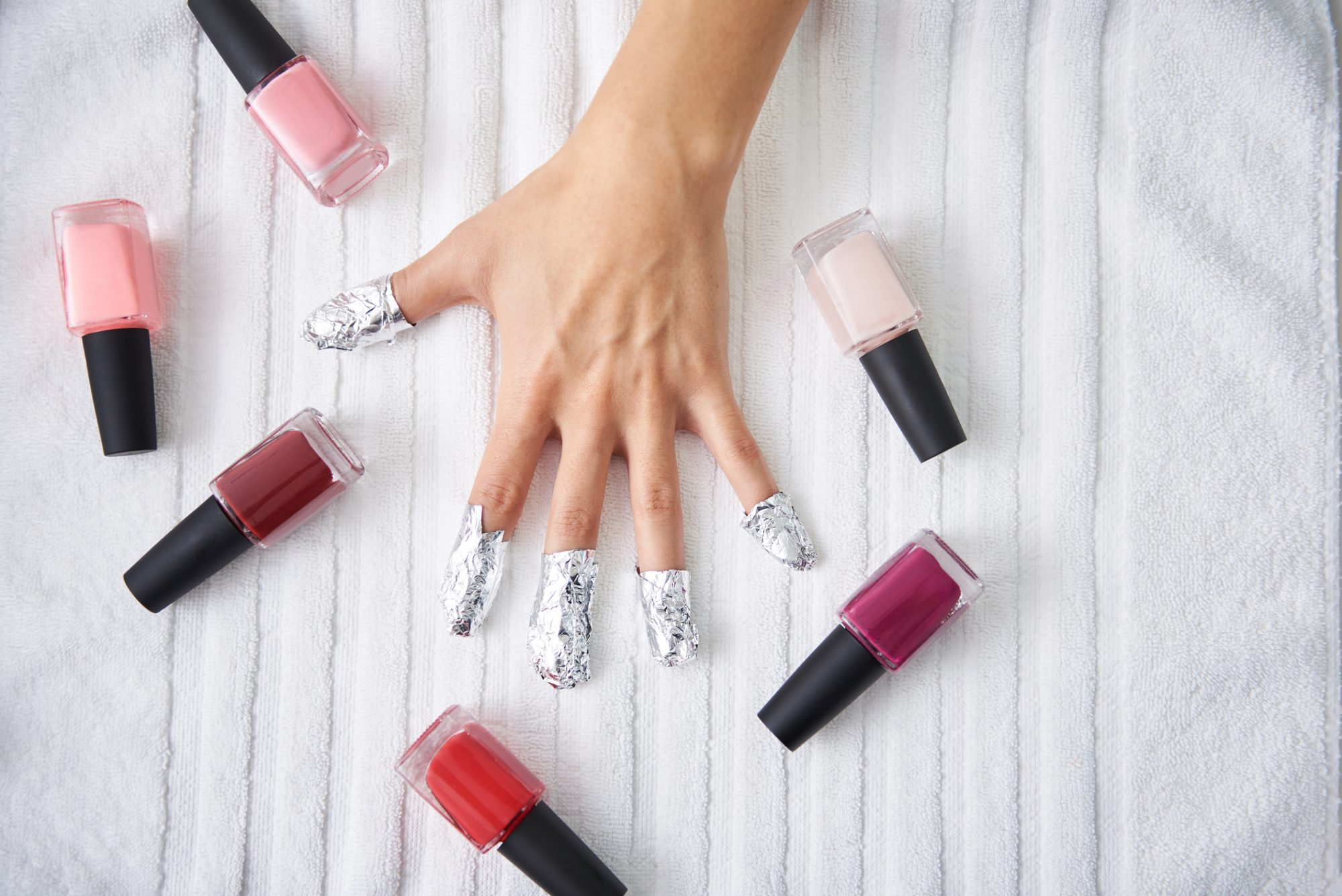 How To Remove a Dip Powder Manicure At Home When You Can't Make It to the Salon