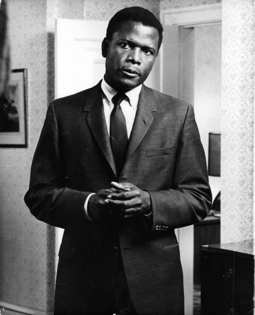 Sidney Porter in 'In The Heat of the Night'