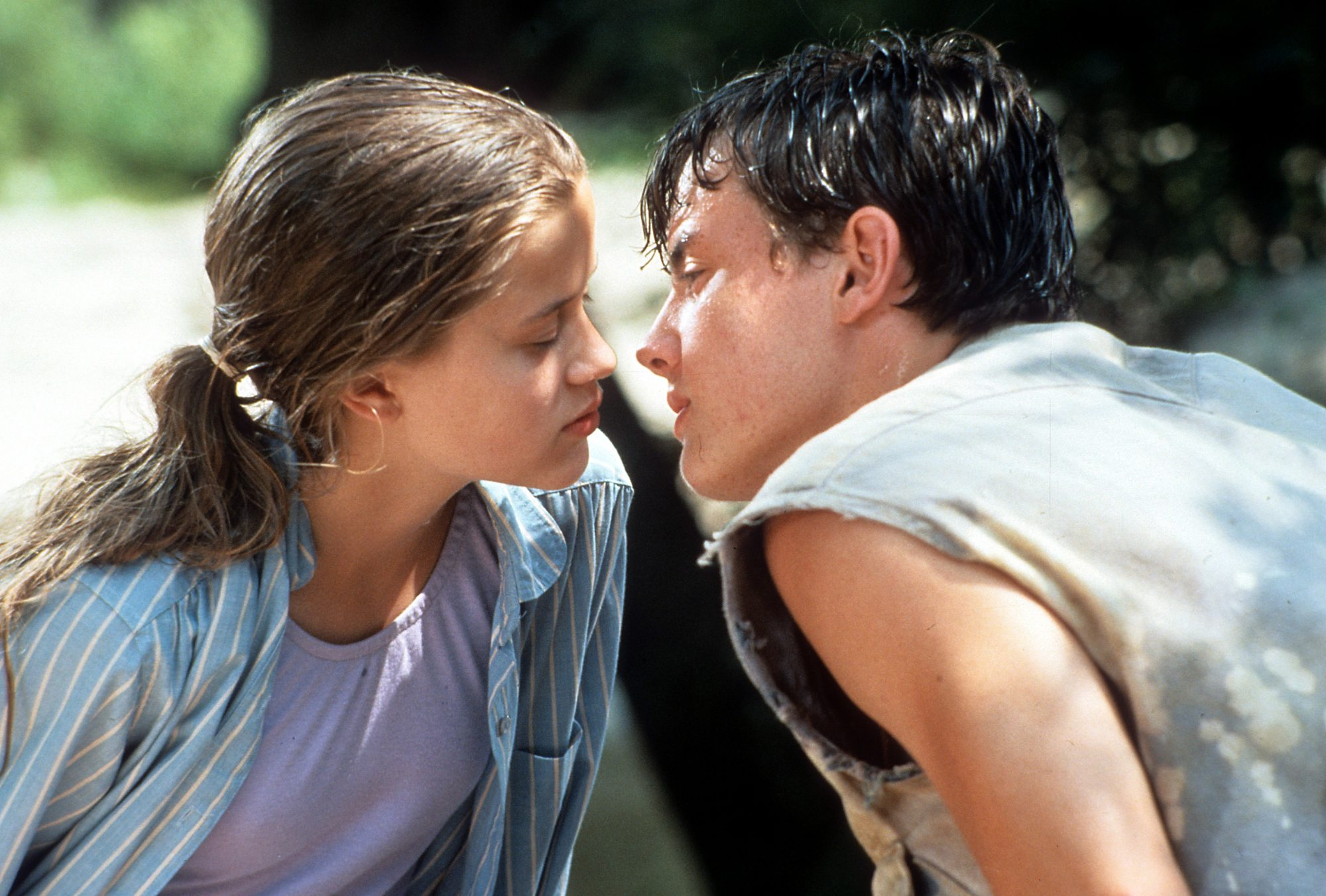 Reese Witherspoon and Jason London in The Man On The Moon