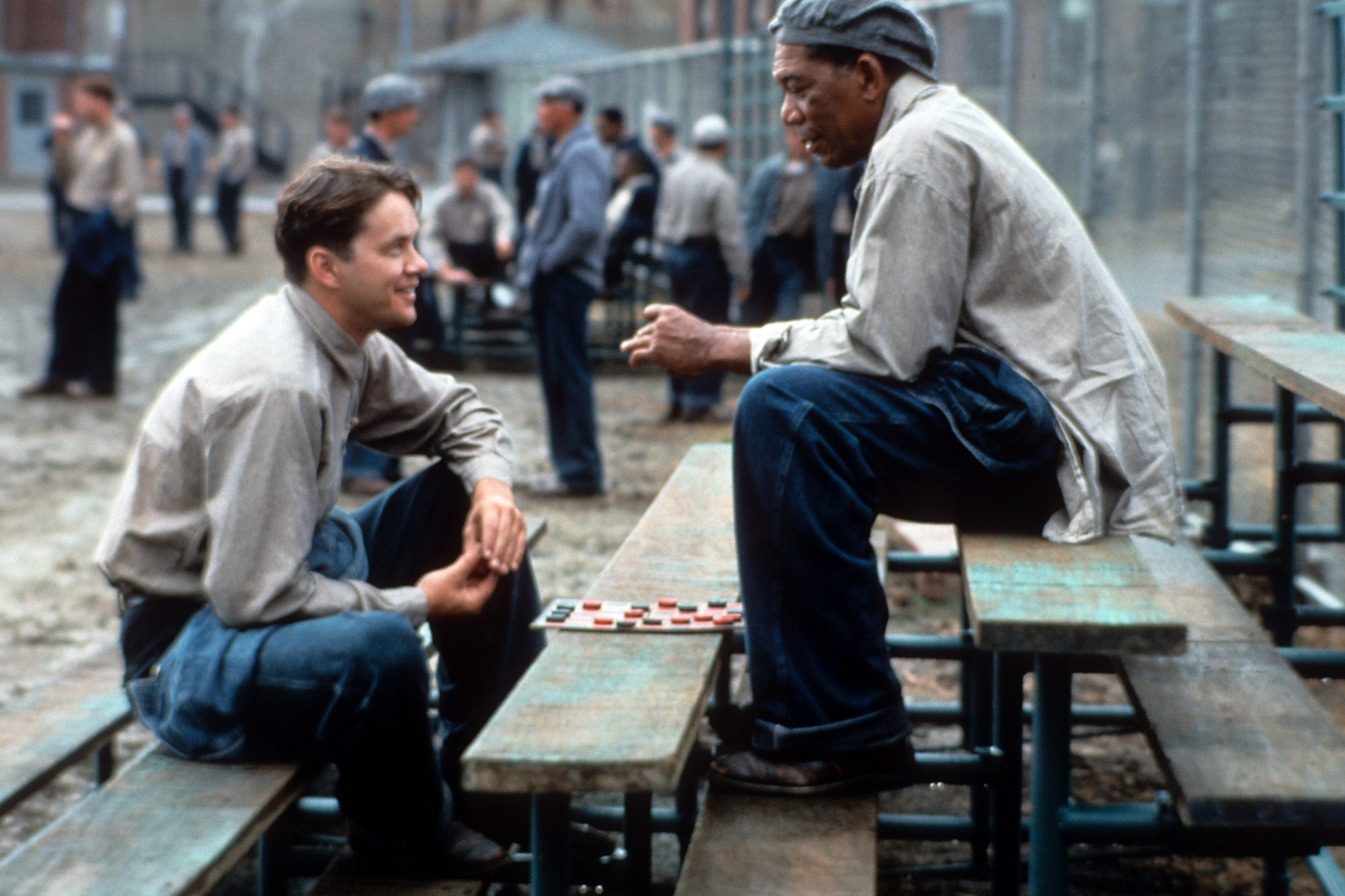 The Shawshank Redemption, Netflix