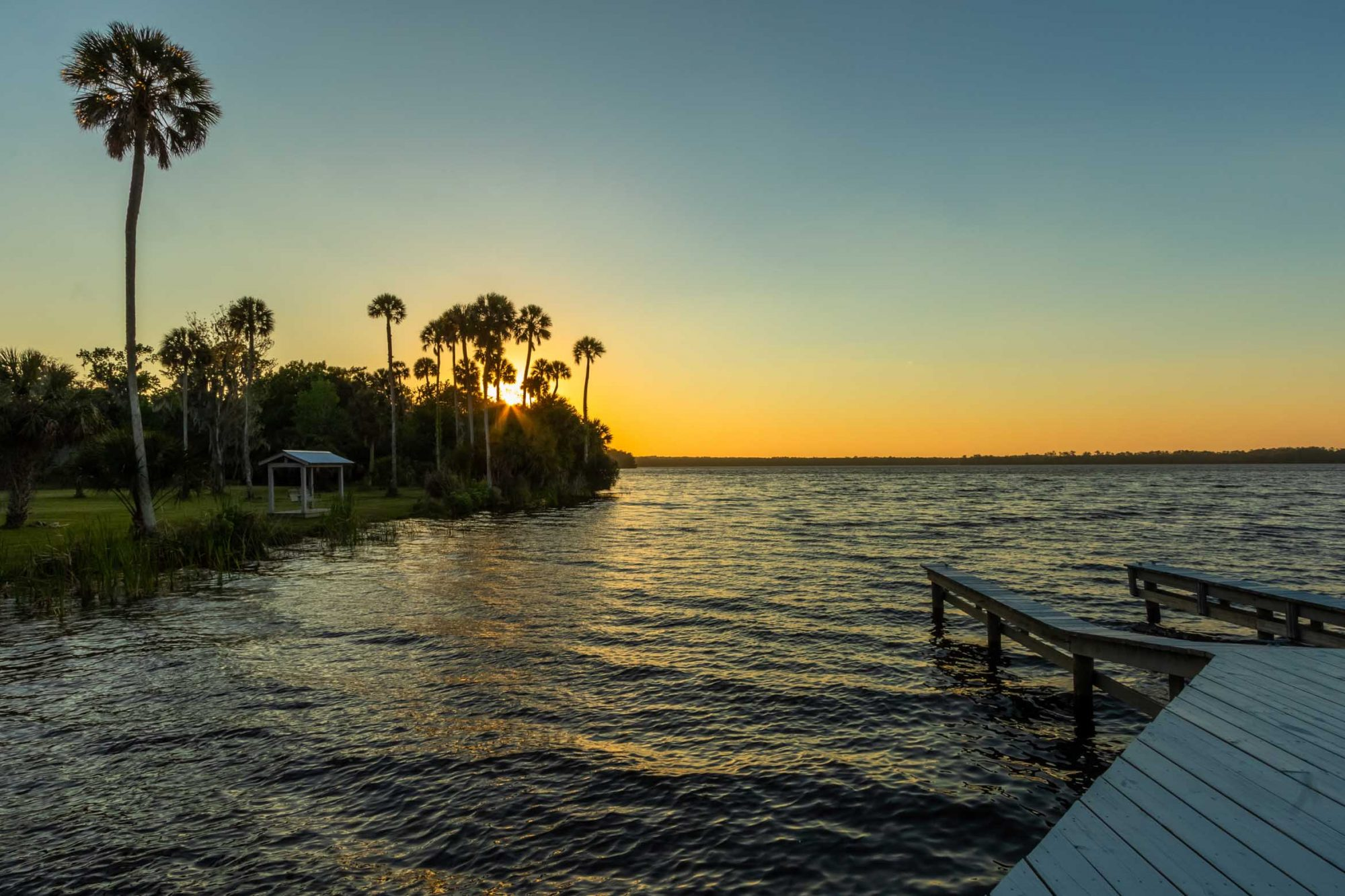 Florida's Largest Inland, Private Island, Hog Island 10