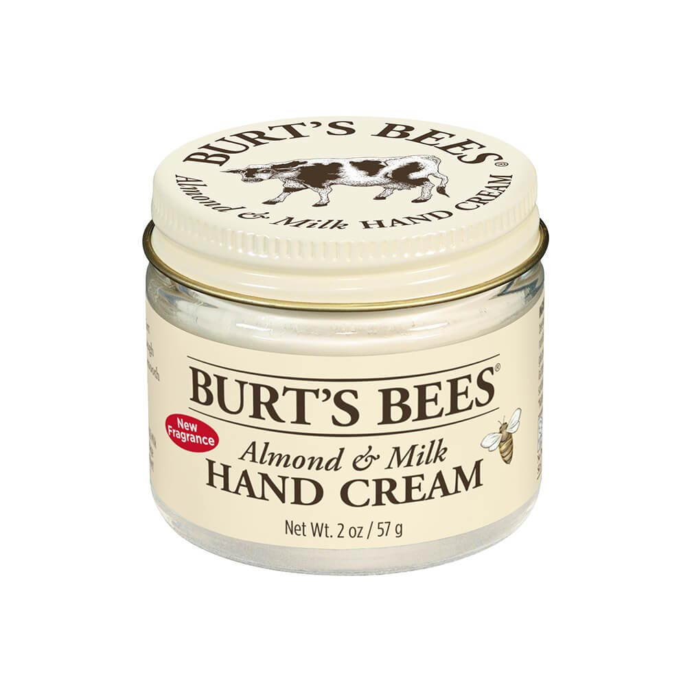 Favorite Natural: Burt's Bees Almond & Milk Hand Cream