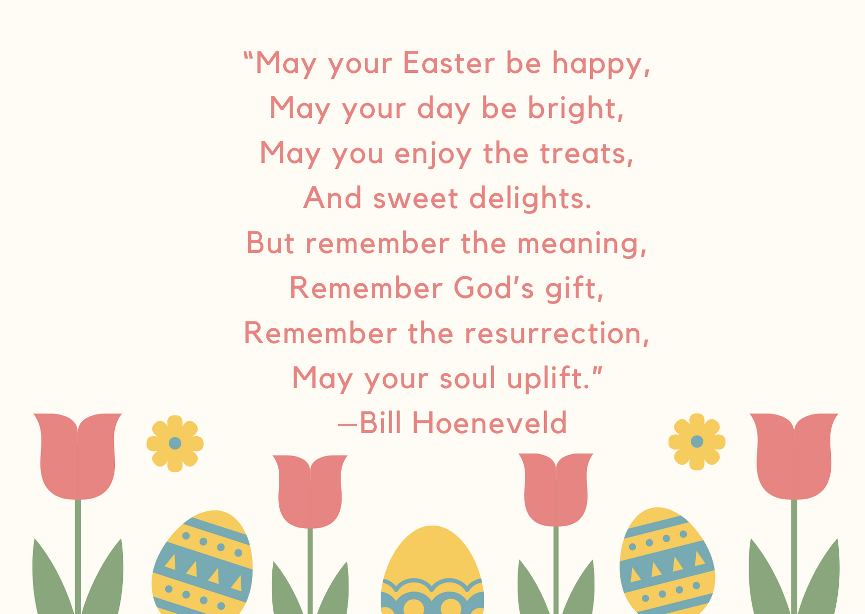 Church Easter Poems