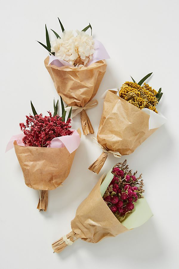 Mini Preserved Floral Bouquets