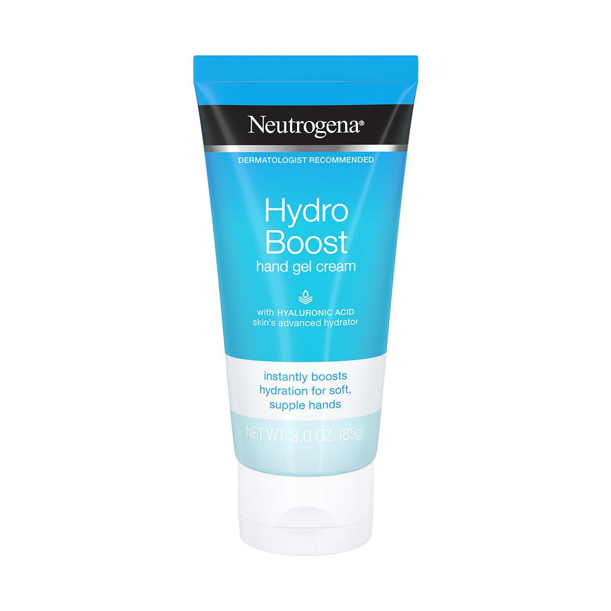 Best for Lightweight, Non-Greasy Moisture: Neutrogena Hydro Boost Hand Gel Cream