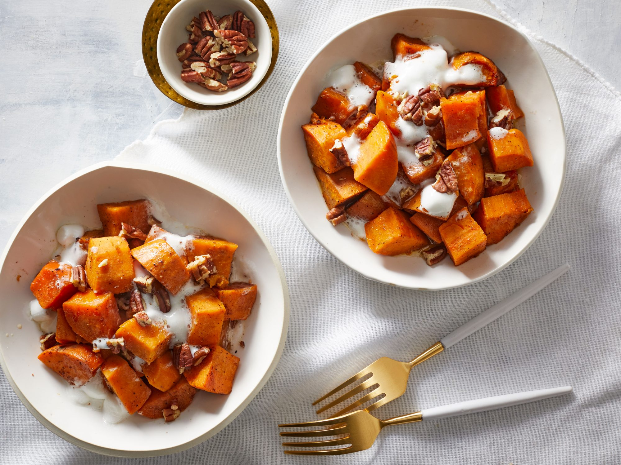 Slow-Cooker Sweet Potato Caserole