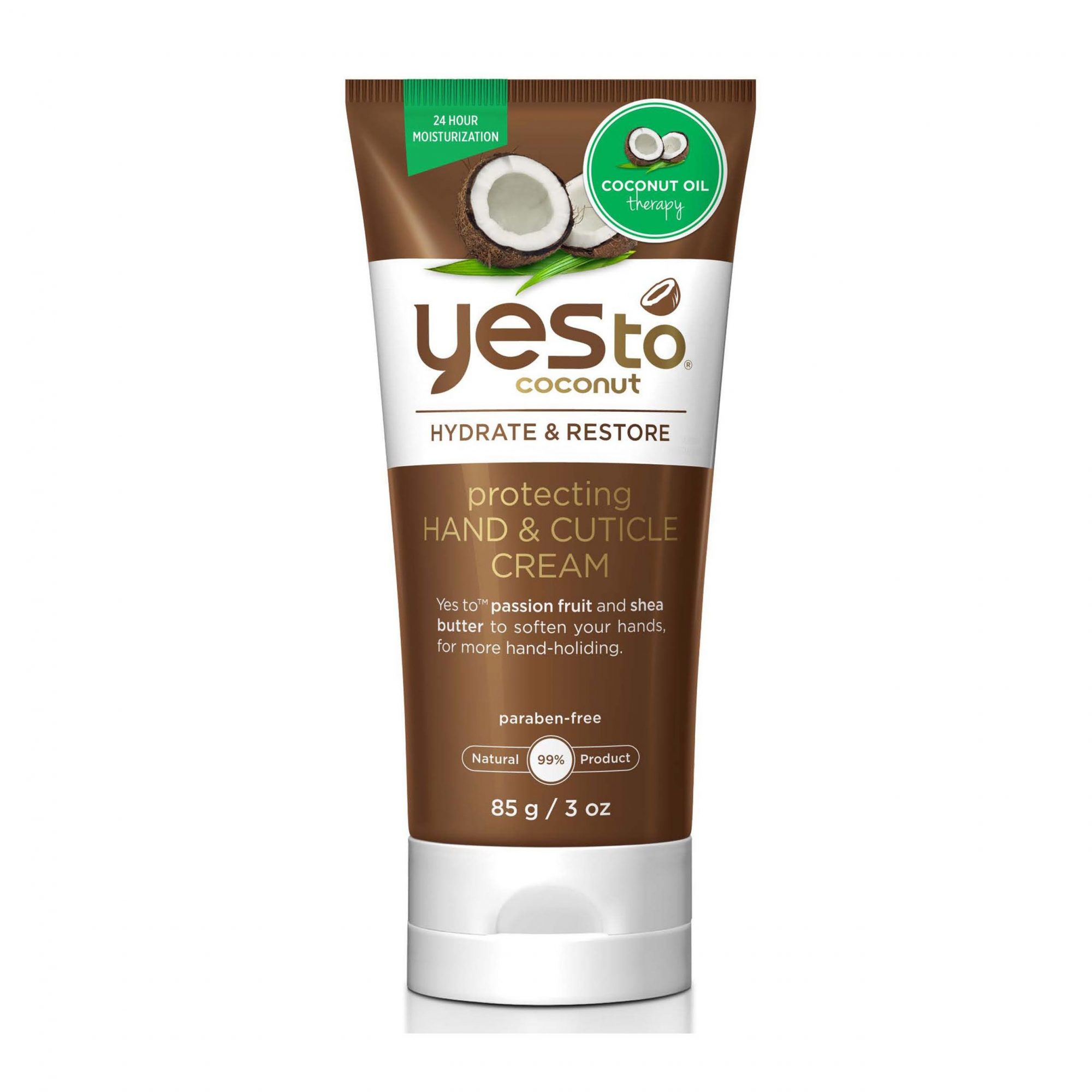 Favorite Drugstore: Yes To Coconut Ultra Hydrating Moisturizing Hand & Cuticle Cream for Dry Skin